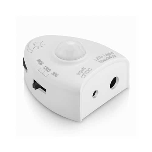 LED uitstapverlichting PIR sensor dimbaar (2x)