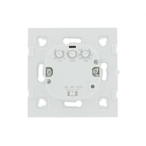 Microwave bewegingsmelder inbouw snelmontage