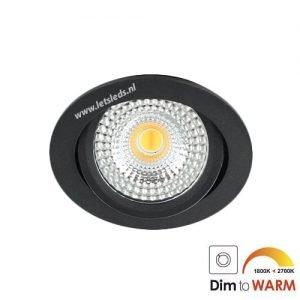LED-spot-kantelbaar-7Watt-rond-ZWART-IP65-dimbaar-–-interne-driver02