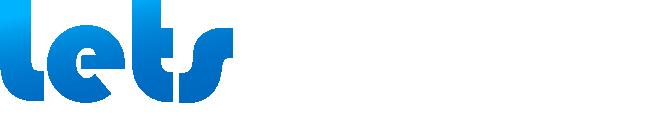 Letsleds Logo LED verlichting wit
