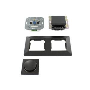 Nero LED dimmer en schakelaar combinatie compleet 3