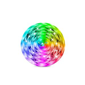 WIFI LED strip RGB, warm wit, koel wit IP65 dimbaar 5Mtr 1