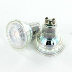 Philips LED lamp GU10 3,7Watt dimbaar 220Volt