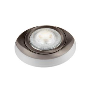 LED trimless spot kantelbaar 5Watt rond NIKKEL IP65 dimbaar – interne driver 2