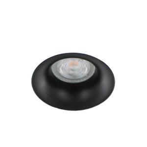 Philips LED trimless spot GU10 3,7Watt rond ZWART dimbaar