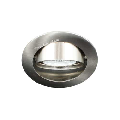 LED spot kantelbaar GU10 COB 5Watt rond dimbaar