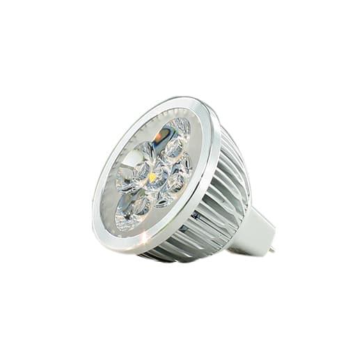 LED lamp MR16 4Watt dimbaar (12Volt)