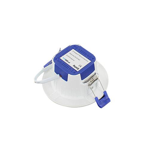 Microwave LED 3W spot met ingebouwde sensor2