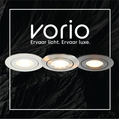 Vorio LED spot collectie