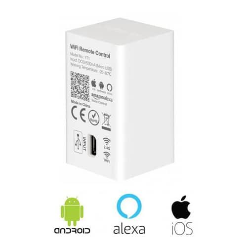 WIFI adapter universeel voor Amazon Alexa