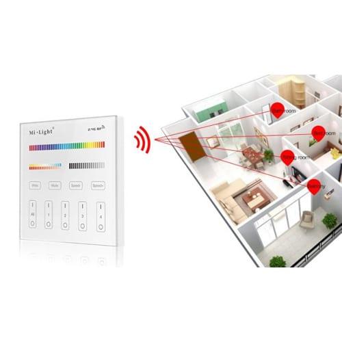 Mi-Light smart panel-batterij
