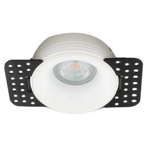 Philips LED trimless spot GU10 3,7Watt rond WIT dimbaar2