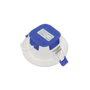 Microwave LED 5W spot met ingebouwde sensor2