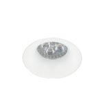 LED trimless spot GU10 4Watt rond WIT dimbaar