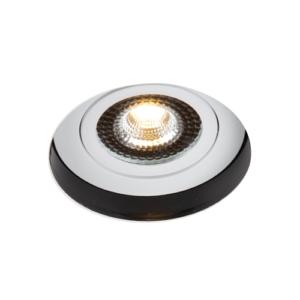 LED trimless spot kantelbaar 5Watt rond WIT IP65 dimbaar – interne driver 2