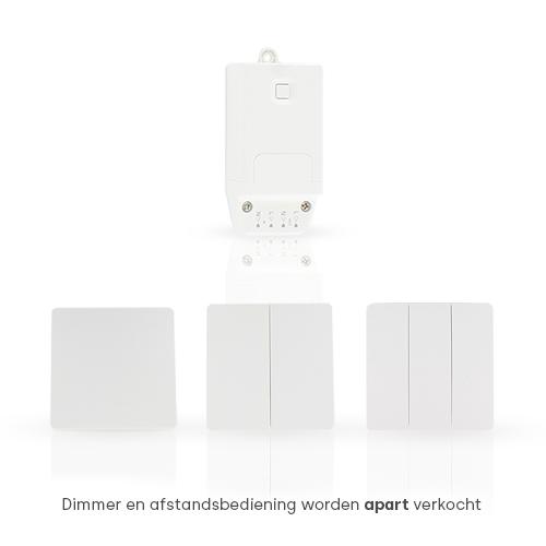 slimme Wifi draadloze mini dimmer Novo 3