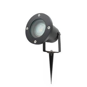 Philips LED tuinspot 1x3,7 Watt ZWART 220Volt IP65 dimbaar