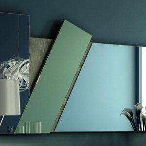 Sorrento Wall Mirror, by Mobili Domani
