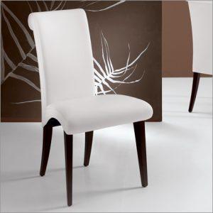 Cattelan Italia Lulu Leather Dining Chair, by Piero De Longhi
