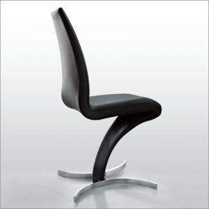 Cattelan Italia Betty Leather Dining Chair, by Yasuhiro Shito