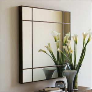 Porada Four Seasons Wall Mirror - Square, by Opera Design