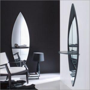 Porada Surf Wall Mirror, by M. Perego