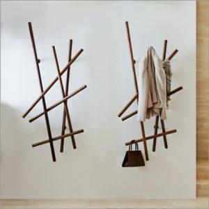 Porada Sketch Coat Hanger, by M. & L. Dainelli