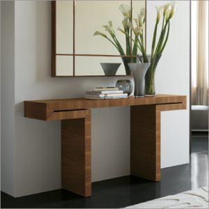 Porada Miyabi Console Table, by G. Vigano
