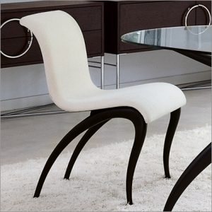 Porada Anxie Dining Chair, by M. Marconato & T. Zappa