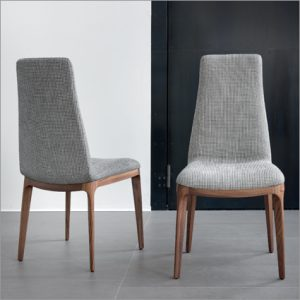 Porada Eva Dining Chair, by P. Salvade