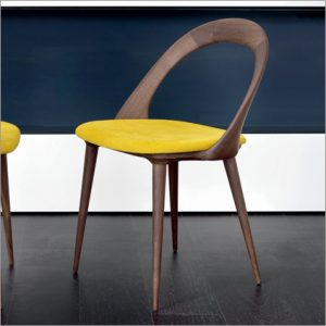Porada Ester Dining Chair, by S. Bigi