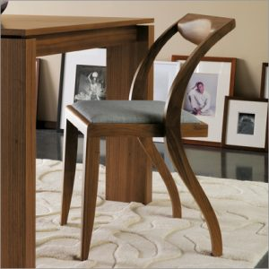 Porada Arlekin Dining Chair, by E. Gottein & G. F. Coltella