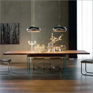 Cattelan Italia Ikon Table, By Philip Jackson