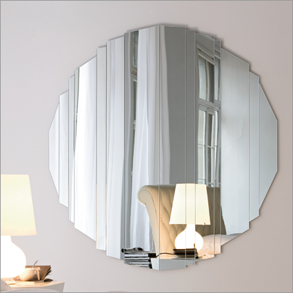 Cattelan Italia Stripes Mirror, by Pao Cattelan