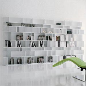 Cattelan Italia Wally Bookcase, by Philip Jackson