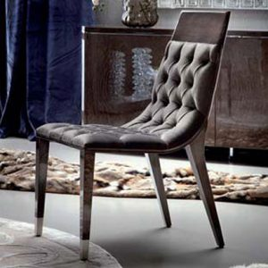 Giorgio Collection Absolute Dining Chair With Buttoned Back