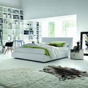 Mobili Domani Eros Continental Kingsize Bed