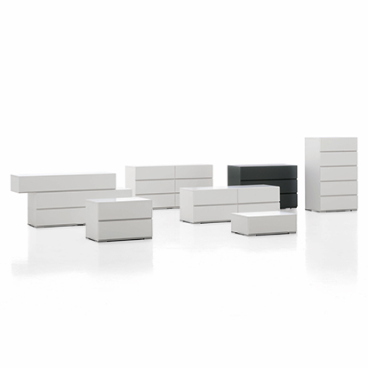 Mobili Domani Replay Chest of Drawers, 3 Drawers