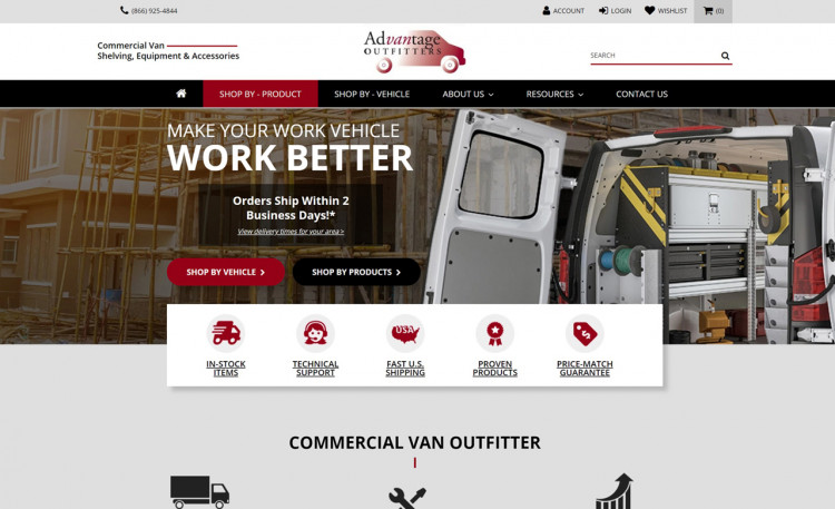 Advantage Outfitters -