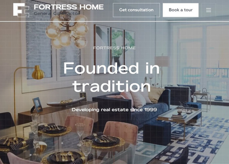 Fortress Home -