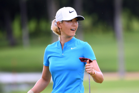 Michelle Wie Headlines Aberdeen Standard Investments Ladies Scottish Open