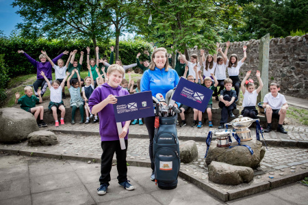 Golf Plus Maths Equals Perfect Equation For East Lothian School Children