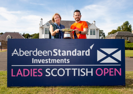 Maggie's Centres Announced as Official Charity of The 2018 Aberdeen Standard Investments Ladies Scottish Open