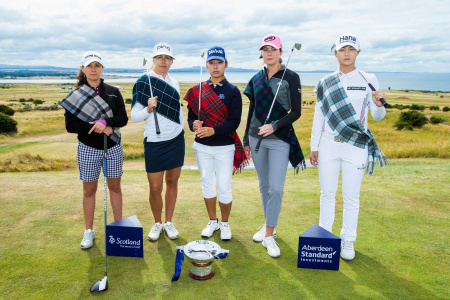 Mi Hyang Lee Defends Crown from Major Threat