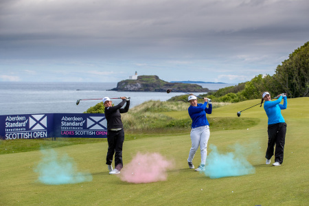 Catriona Matthew Heads Scottish Challenge at Aberdeen Standard Investments Ladies Scottish Open