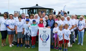Home Hero Kicks off Solheim Cup 'Year to Go' Celebrations