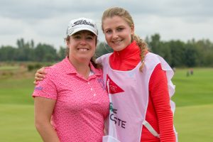 Givens Inspires Gower to target PING Junior Solheim Cup
