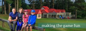 Perthshire – The world's most family-friendly golf destination