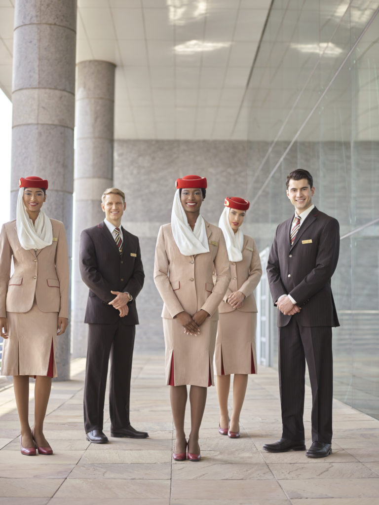 emirates cabin crew - open day barcelona