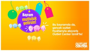 Outlet Center İzmit'te Ramazan Bayramı